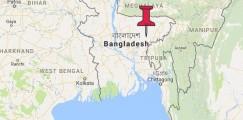 Nuestro representante en Bangladesh entró en servicio