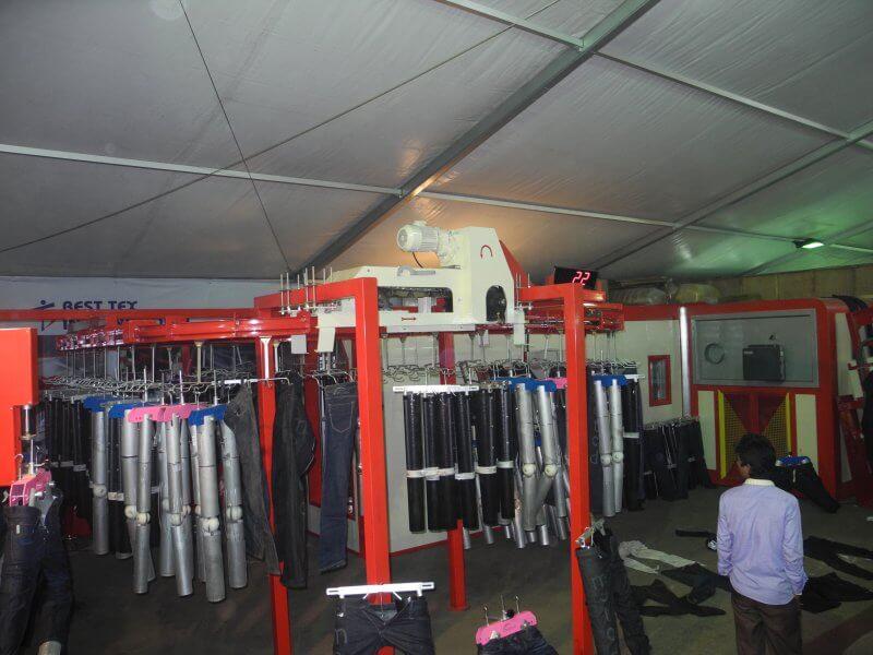 Bangladeş Tekstil Fuarı