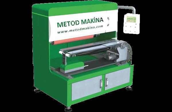 Metovin Yıpratma Makinası