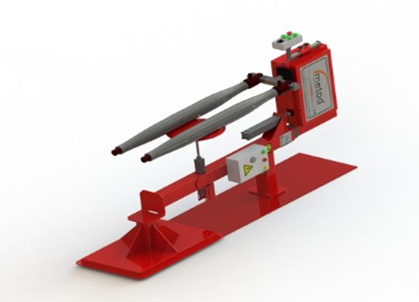 Yatay Dikey Zımpara Robotu