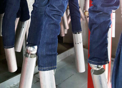 3D Kırılabilir Bacak ve İstasyon
