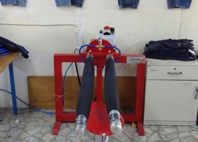 Basit Tip Yatay Zımpara Robotu