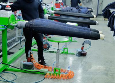 Çoklu Zımpara Robotu (Yatay / Dikey)