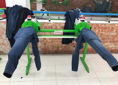 Kalıplı Zımpara Robotu