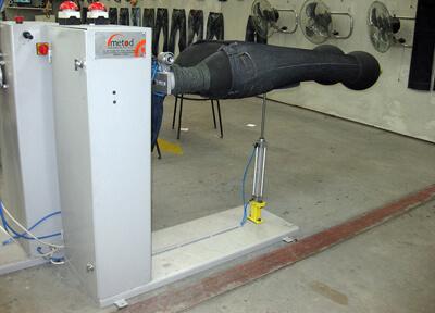 Tam Otomatik Yatay Zımpara Robotu