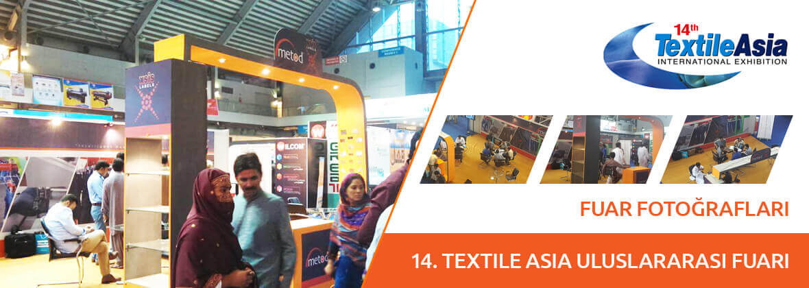 14th Textile Asia International Exhibition